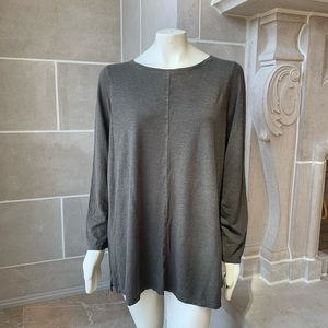 Eileen Fisher Hemp Cotton Long Sleeve
